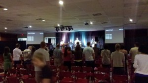 Vineyard Chattanooga worship
