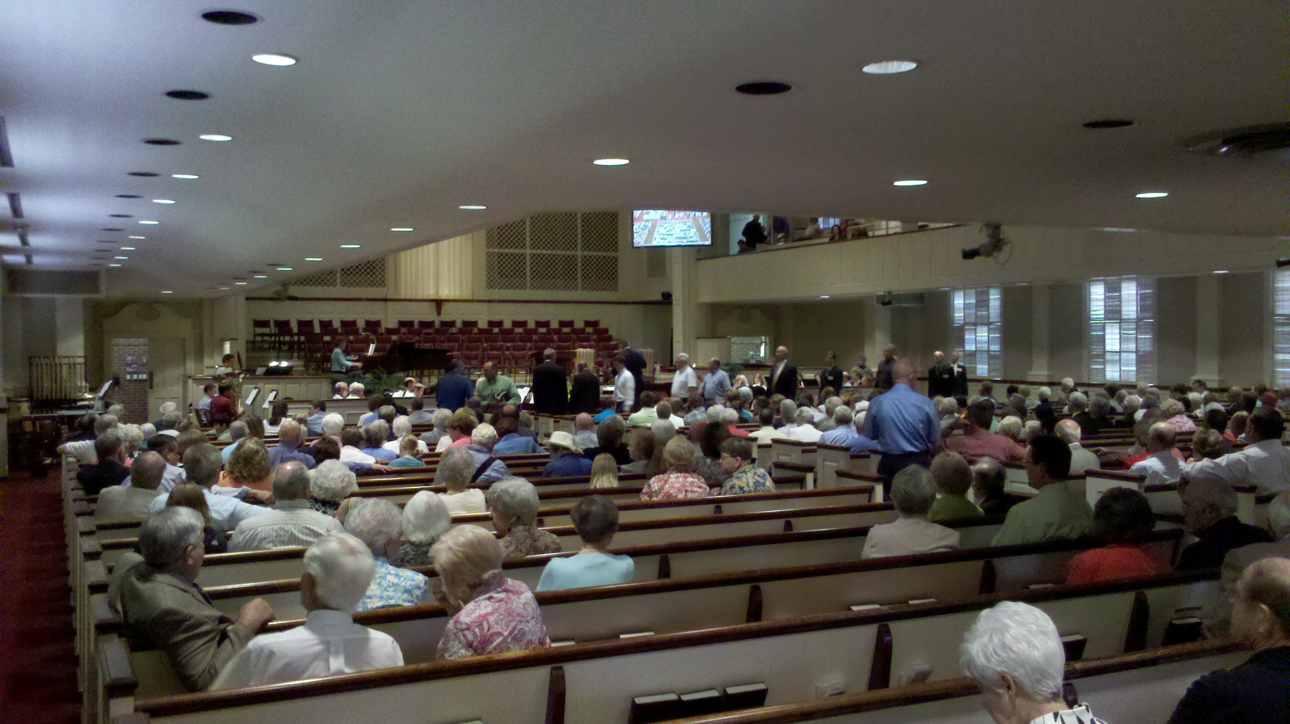 Red Bank Baptist Sanctuary
