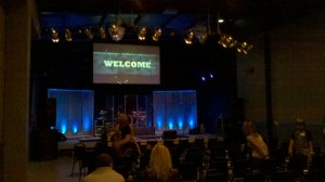 Journey Church sanctuary