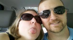 Josh & Laura - weekly self portrait
