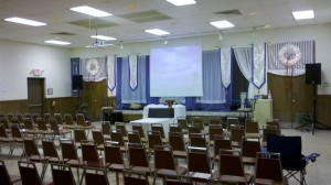 Hephzibah Ministries sanctuary