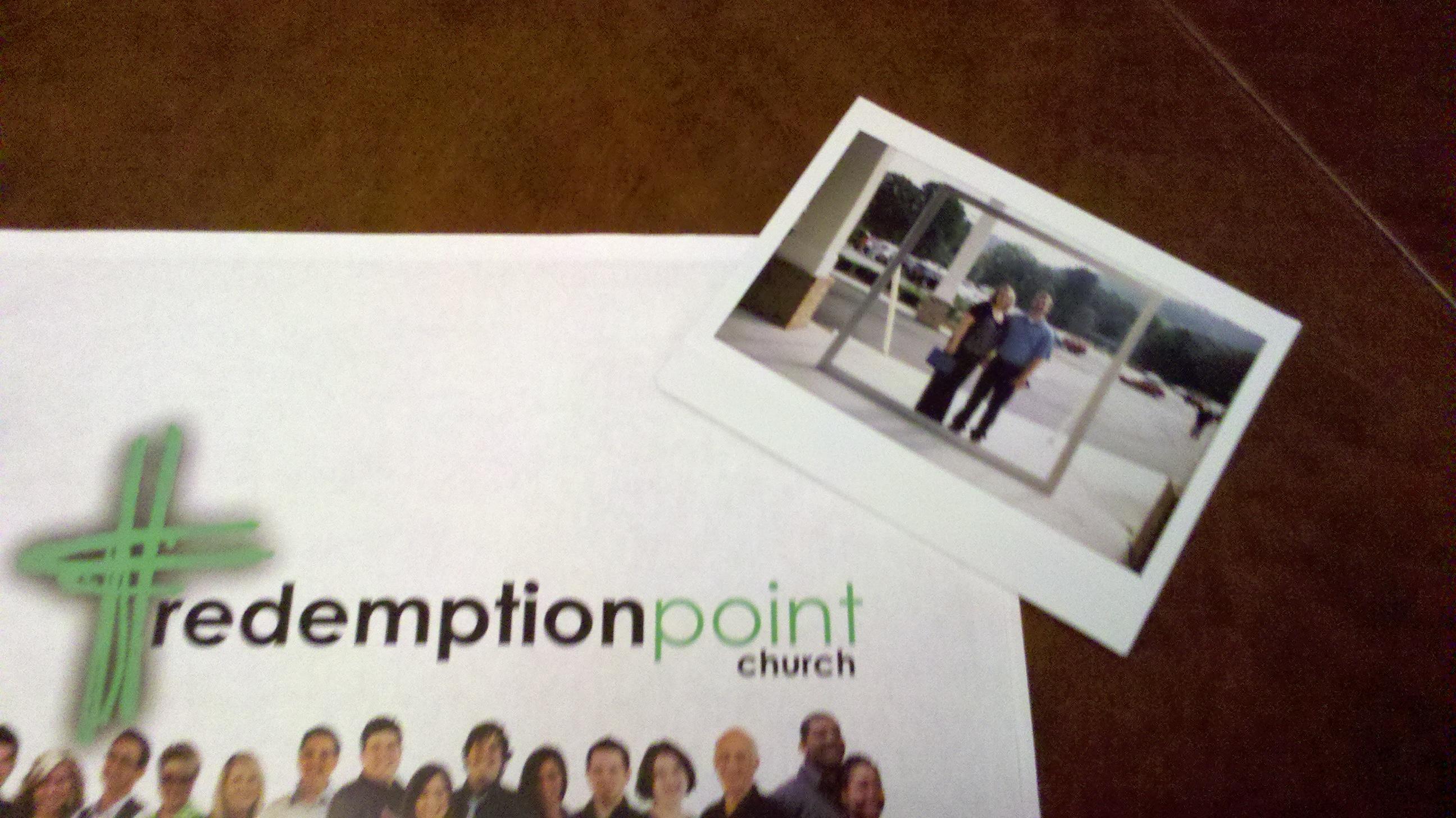 ChurchSurfer @ Redemption Point Church: A Charlie Brown Pentecostal