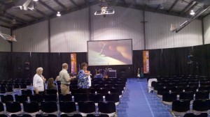 Harvest Bible Chapel Chattanooga sanctuary/gym