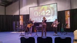 Harvest Bible Chapel Chattanooga praise band