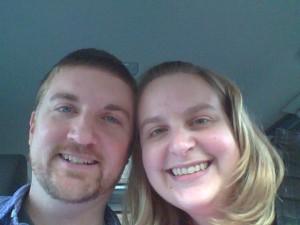 Josh & Laura weekly self-portrait