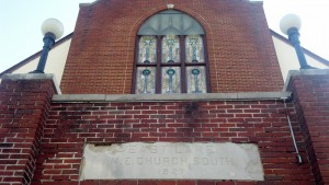 New City Fellowship East Lake church front
