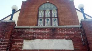 New City Fellowship East Lake church front