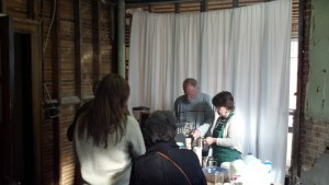 New City Fellowship East Lake espresso room