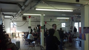 New City Fellowship East Lake fellowship hall