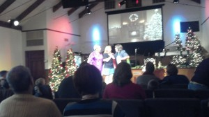 Three Ladies Superhero Skit - Hamilton Life Church