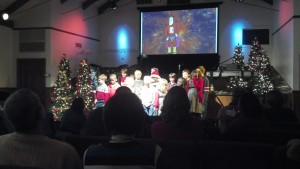 Hamilton Life Church children's choir